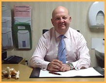 Mr Lee Taylor, Specialist Hip & Knee Surgery in West Sussex & Hampshire